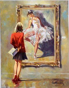 American artist Robert Sarsony