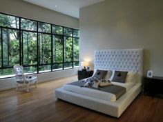 Bedroom Design - From Lotus House, Malaysia designed by 29 Design | #Bedroom #InteriorDesign |