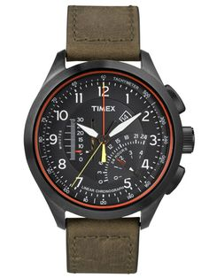 TIMEX LINEAR INDICATOR CHRONO | T2P276