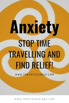 Anxiety is a warning from your unconscious mind that you're focusing on the things you don't want to have happen. Often, you're running a programme in your head where worse case scenarios unfold. To be aware of this warning is very useful, as we shall see.  #anxiety #stress #anxietyrelief #anxious Anxiety Relief, Anxious, Time Travel, Confidence, Stress, Mindfulness, Shit Happens, Self Esteem, Anxiety