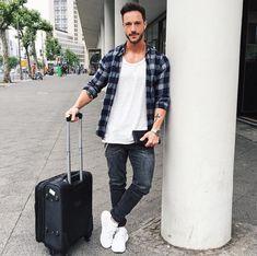 Antenados na moda: Montando vários looks com poucas peças #Dicas