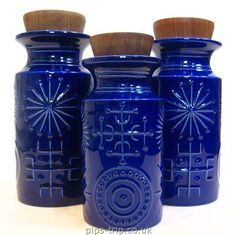 Portmeiron jars, Totem pattern