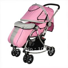 New Princess Pink,Girl Strollers,Best Strollers For Children High Quality Baby Strollers On the Sale