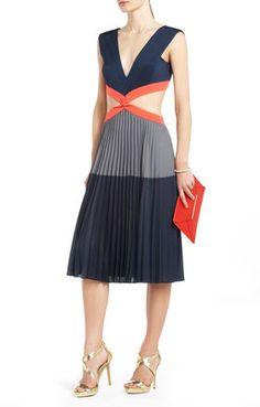 Maddox Cutout Cocktail Dress