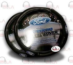 Sourcing-LA: 2 PIECE FORD TRITON STEERING WHEEL COVER FOR CAR V...