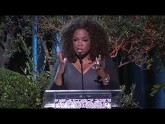 """Oprah Winfrey Speech """"Power of Belief"""" - Motivation Video (HD) - How To Make Picture Quotes For Free Inspirational Speeches, Motivational Speeches, Motivational Videos, Super Soul Sunday, Oprah Winfrey Network, Everything Is Awesome, Knowing God, Inspire Me, Friend Loves"""
