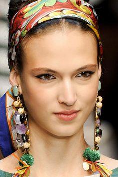 Fashionadictas by Marcela: Trend: headscarf!!!
