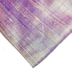 Indian Silk Fabric  Pure Silk Dupioni  Raw Mulberry by DesiFabrics, $19.00