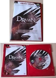 Jeu vidéo pour PC - DRAWN par delà l obscurité - version française integrale