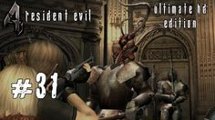 Resident Evil 4 [Ultimate HD Edition] #31 - Ritter greifen uns an - Let's Play