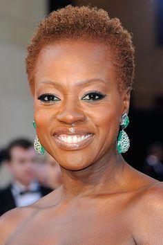 Viola Davis - Academy Awards Best Actress nomination.