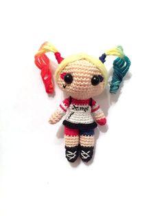 Harley Quinn - amigurumi by AlinaEremeek.deviantart.com on @DeviantArt