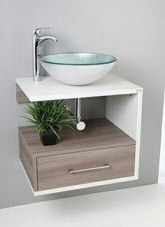 68 Ideas Bathroom Design Zen Bath For 2019 Bathroom Basin Cabinet, Wash Basin Cabinet, Small Bathroom Sinks, Bathroom Design Small, Bathroom Layout, Bathroom Interior Design, Bathrooms, Lavabo Design, Washbasin Design