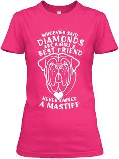 Love My Mastiff | Teespring