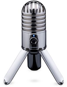 Meteor Mic - #USB Studio #Microphone — It looks nice but advertising it as a studio mic is ridiculous. #gadget