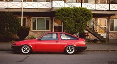 I miss mine :( Corolla Ae86, Toyota Corolla, Toyota 86, 911 Turbo, Jdm Cars, Mazda, Cars And Motorcycles, Cool Cars, Old School