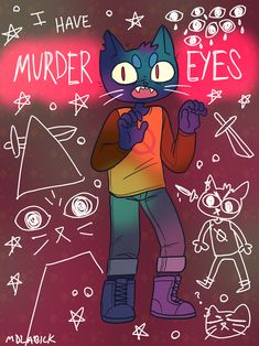 duh-lay-bick, Night in the Woods Mae Borowski, Character Inspiration, Character Design, Night In The Wood, Fanart, Furry Drawing, The Villain, Pretty Art, Furry Art