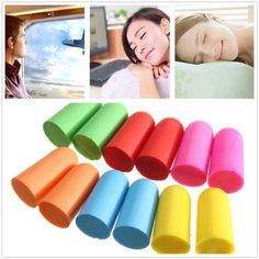 amazones gadgets 7 Colors Memory Sponge Ear Plugs Soft Sleep Work Travel Earplugs Noise Reduce: Bid: 9,13€ Buynow Price 9,13€ Remaining 10…