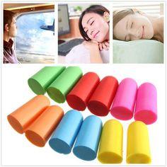 amazones gadgets 7 Colors Memory Sponge Ear Plugs Soft Sleep Work Travel Earplugs Noise Reduce: Bid: 9,13€ Buynow Price 9,13€ Remaining 10…