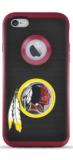 iPhone 6/6S FLEX SIDELINE Case for NFL Washington Redskins - (A Grade)