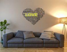 Sweet Home, The Originals, Stylish, Design, Heart, Home Decor, Decoration Home, House Beautiful, Room Decor