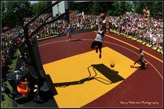 """Liftoff""  Nike Center Court Spokane Hoopfest 2013"
