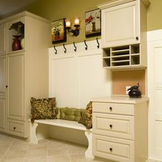 Drop Zone Design, Pictures, Remodel, Decor and Ideas