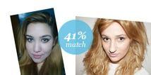 iLookLikeYou.com - 41% Match #276212 Look Alike, Search Engine, Twins, Engineering, Gemini, Architectural Engineering, Twin