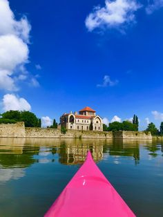 Hungary, Kayaking, Mansions, House Styles, Home Decor, Mansion Houses, Kayaks, Room Decor, Villas