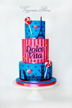 rich and juicy wedding cake