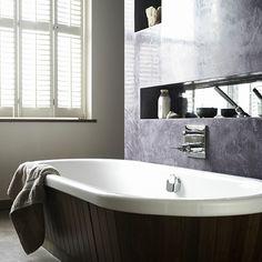 Eastern-style bathroom