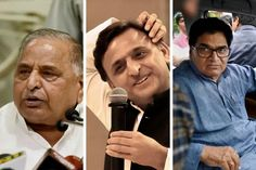 Akhilesh Yadav expelled from Samajwadi Party Mulayam Singh Yadav on Friday expelled Akhilesh Yadav and Ram Gopal Yadav from the party Political News, Politics, Party, India, Goa India, Parties