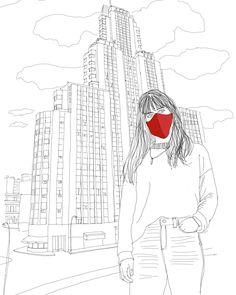 Barbijos Colección Primavera / Verano 2021 por Ichaso / Blocdemoda.com   Cultura Moda Rooster, Women Wear, Suits, How To Wear, Animals, Art, Spring Summer, Culture, Art Background