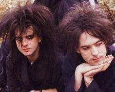 simon gallup and robert smith - Buscar con Google