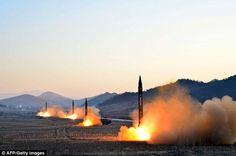南方檢測到發動機測試在朝鮮核設施