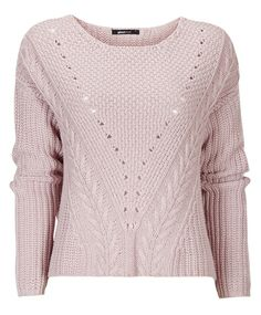 Gina Tricot -Betty knitted sweater