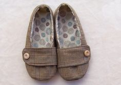 3 Women Shoe Patterns-DIY- Computer Download- Sizes 5-11. $15.00, via Etsy.