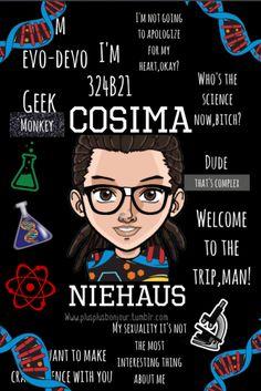 Orphan Black, Back To Black, Bbc, Geek Stuff, Fandoms, Club, Geek Things, Fandom, Followers