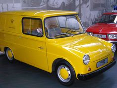 Un Volkswagen poco conocido: el Fridolin