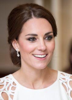 Kate Middleton Makeup, Estilo Kate Middleton, Kate Middleton Photos, Kate Middleton Style, Princesse Kate Middleton, Kate Middleton Prince William, Prince William And Catherine, Prince William And Kate, The Duchess