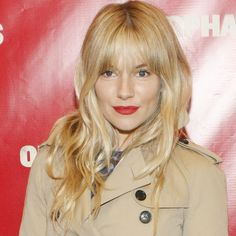 fringe hairstyles - Google Search
