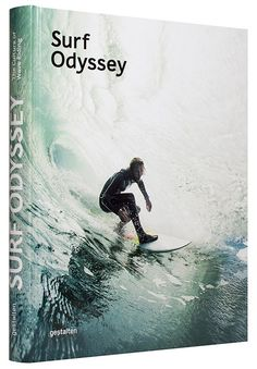 Surf Odyssey documents the modern cult of surfing as its own subculture and way of life. Published by Gestalten, edited by Andrew Groves, Maximilian Funk and Robert Klanten.