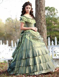 the-garden-of-delights:  Nina Dobrev as Katherine Pierce in Vampire Diaries (2009).
