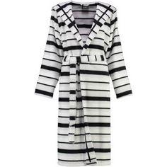Buy Cawö Girls Hooded Bathrobe Long Striped Model Online Hoods 880b3bea3