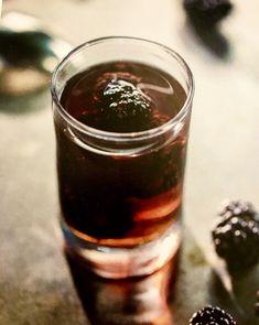 Bourbon Cocktails, Cocktail Recipes, Good Spirits, Reading Groups, Cordial, Blackberry, Kentucky, Shot Glass, Joy