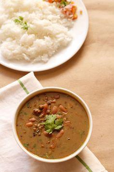 Dal Makhani Recipe, How to make Punjabi Dal Makhani Recipe | Step Wise - pressure cooker
