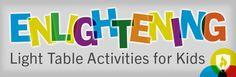 35 Enlightening Light Table Activities for Kids