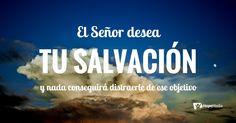 ¿Tienes dudas de tu salvación? Recuerda esta frase.