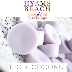 Fig, Coconut, Place Card Holders, Candles, Beach, The Beach, Seaside, Ficus, Candy