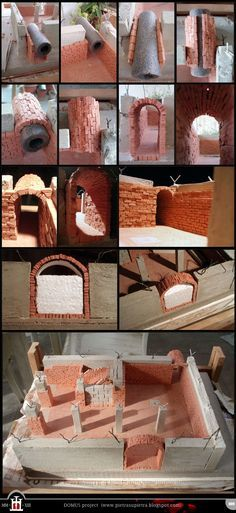 Domus project 9: Barrel vault by Wernerio.deviantart.com on @deviantART